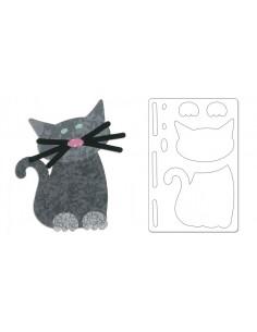 Bigz L Die - Cat by Emily...
