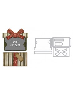 Thinlits Die - Gift Card...