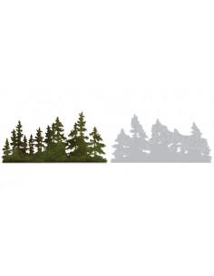 Thinlits Die - Tree Line by...