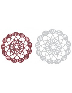 Thinlits Die Antique Doily...