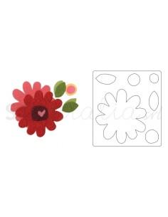 Bigz Die Flower n5 by...