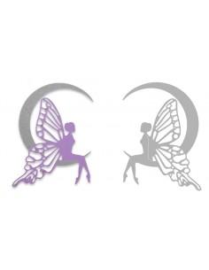 Thinlits Die Fairy Moon by...