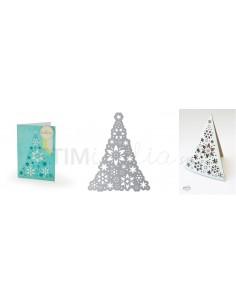 Thinlits Die Ornament Tree...