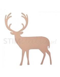 Thinlits Die Proud Deer by...