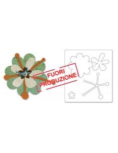 Bigz Die - Flower Layers 10...