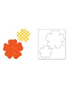 Bigz Die - Flower Layers 14...