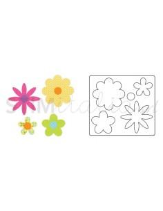 Bigz Die - Flower Layers 15...