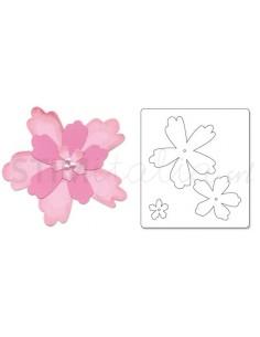 Bigz Die - Flower Layers 4 by Debi Potter