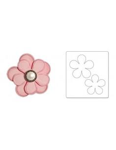 Bigz Die - Flower Layers 5...