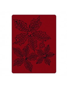 TIEF Tattered Poinsettia by...