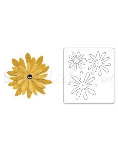 Bigz Die Flower, Daisies by...