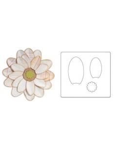 Bigz Die - Flower, Petal...