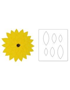 Bigz Die - Flower, Sunflower 2