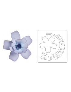 Bigz Die - Flower, Trinity's by Eileen Hull