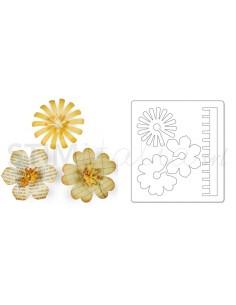 Bigz Die - Flowers, 3-D 4