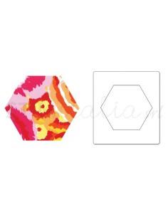 "Bigz Die - Hexagon, 2"" Sides **replaces 659146**"