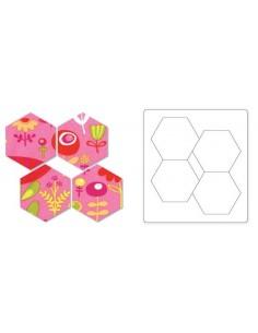 "Bigz Die - Hexagons, 1 1/4""..."