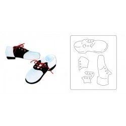 Originasl Die - Saddle Shoes