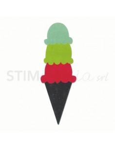 Bigz Die Ice Cream Cone & Scoops n2 by Echo Park Paper Co.