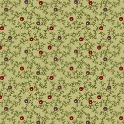 Contemporary Classics - Blackberry Hedge - Sage Green