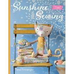 Tilda's Sunshine Sewing, Tone Finnanger