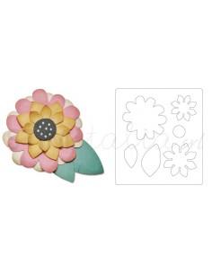 Bigz Die Native Florals by...