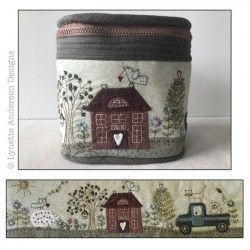 The 1618 Cottage Bag -...