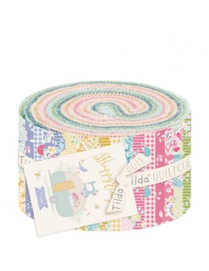 Tilda Happy Campers Fabric...