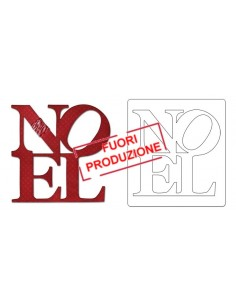 Bigz Die - Phrase, Noel by Paula Pascual