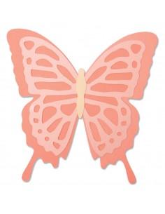Bigz Die - Layered Butterfly by Jessica Scott