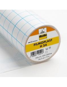 FILMOPLAST H 54 - Evita il Restringimento, Strappabile - Bianco h54,5 cm