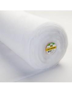 Ovatta 277 COTTON - Imbottitura in Cotone Leggera e Morbida - Bianco h150 cm
