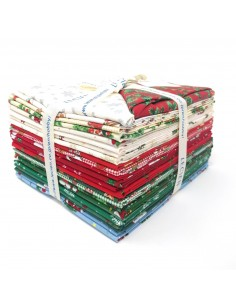 Bundle di 25 Fat Quarter -...