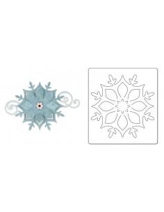 Bigz Die - Snowflake...