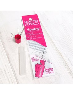 QUILTING NEEDLES - 6 Aghi...