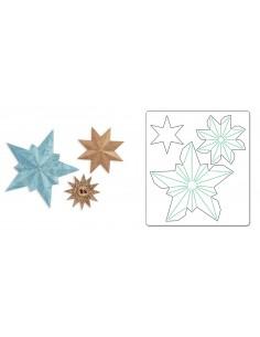 Bigz Die - Stars, Celestial by Brenda Walton