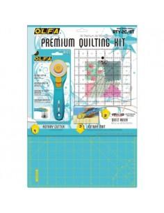 OLFA Premium Quilting Kit -...