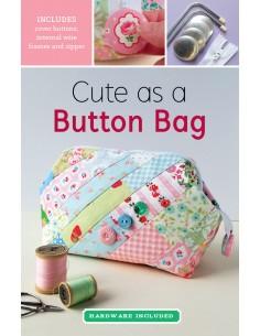 Cute as a Button Bag
