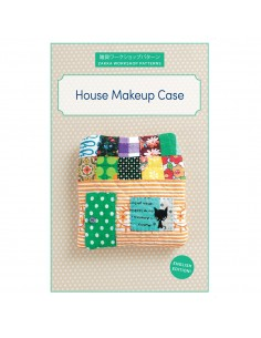 House Makeup Case