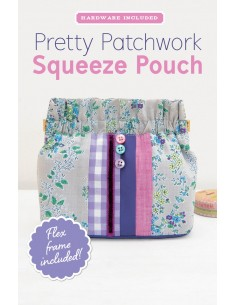 Pretty Patchwork Squeeze Pouch