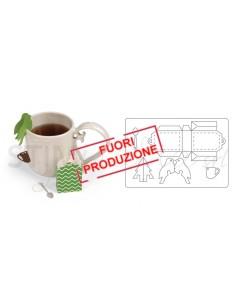 Bigz L Die - Box, Tea Bag &...