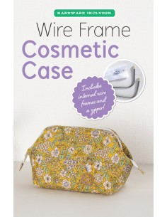 Wire Frame Cosmetic Case