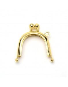 Yellow Gold Teardrop Clasp