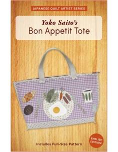 Yoko Saito's Bon Appetit Tote