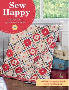 Sew Happy - 10 Cheerful...