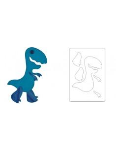 Bigz L Die - Dinosaur, T-Rex