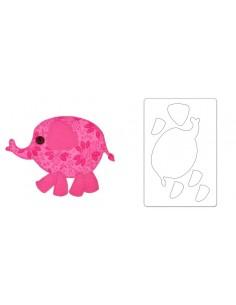 Bigz L Die - Elephant