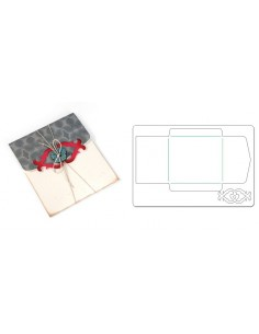 Bigz L Die - Envelope, Mini & Heart by Rachael Bright
