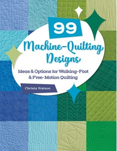 99 Machine-Quilting Designs...