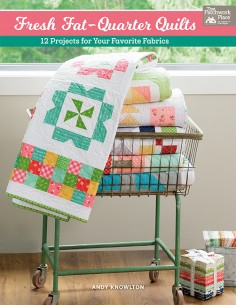 Fresh Fat-Quarter Quilts -...